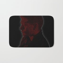 Carry On Dean Winchester Bath Mat