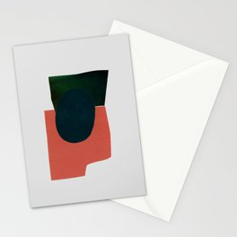 minimalist collage 05 Stationery Cards