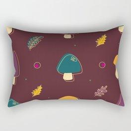 Le mushroom Rectangular Pillow