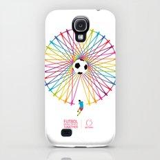 Futbol Brings People Together Galaxy S4 Slim Case