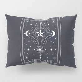 L'Etoile or The Star Tarot Pillow Sham