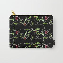 Tulips watercolor (full) Carry-All Pouch