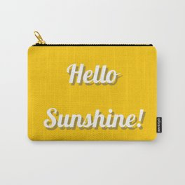Hello Sunshine! Carry-All Pouch