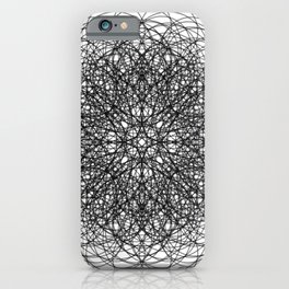 Circle Splendor 13 iPhone Case