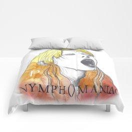 Nymphomaniac P Comforters