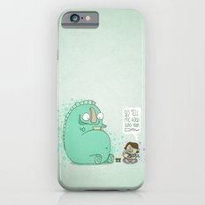 Monster and Tea iPhone 6s Slim Case