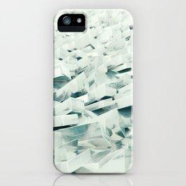 Frozen Shore iPhone Case