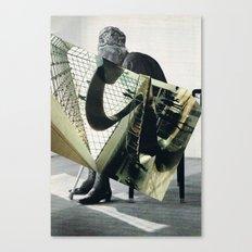 UNTITLED + Canvas Print