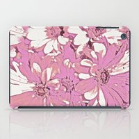 daisy iPad Cases featuring Daisy  by Saundra Myles