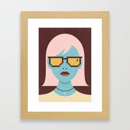20/20 (1990s) Framed Art Print