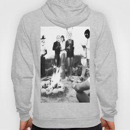 An Uncomfortable Time Around the Campfire Hoody