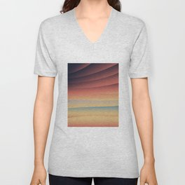 Sunset Thrills Unisex V-Neck