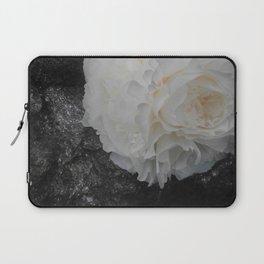 Crystal Peony by Teresa Thompson Laptop Sleeve