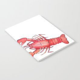 Lobster: Fish of Portugal Notebook