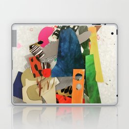 Sunset Mountain Paper Pile Laptop & iPad Skin