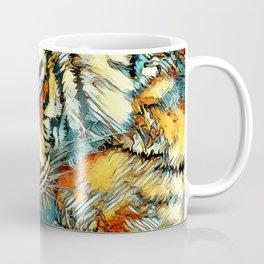 AnimalArt_Tiger_20170606_by_JAMColorsSpecial Coffee Mug