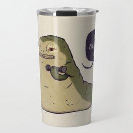 bulking up Travel Mug