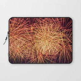 Art of the Fireworks Laptop Sleeve