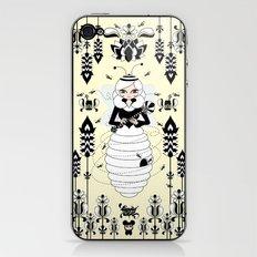 Lady Honey iPhone & iPod Skin
