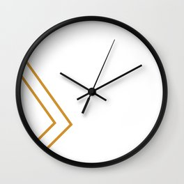 Minimalist Luxury Wall Clock