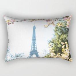 tour eiffel Rectangular Pillow