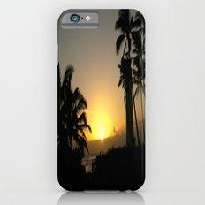 hawaii Sunset Series C iPhone 6s Slim Case