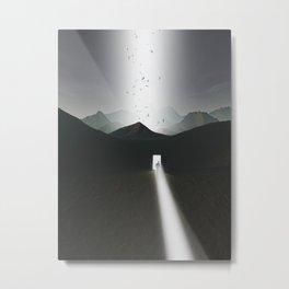 Shortcuts Metal Print