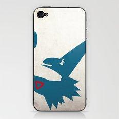 Latios iPhone & iPod Skin