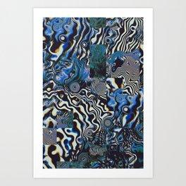 HYPFNA Art Print