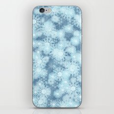 snow storm iPhone & iPod Skin
