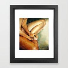 Naked/2 Framed Art Print