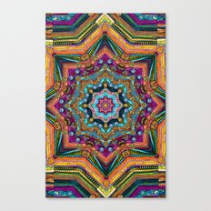 Indy Overdose Canvas Print