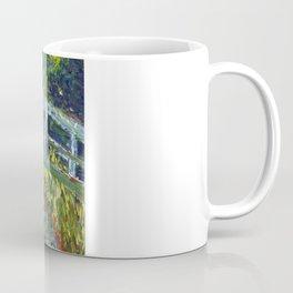 Monet Interpretation Coffee Mug