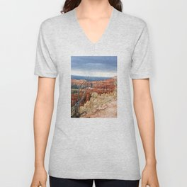 Bryce Canyon Unisex V-Neck