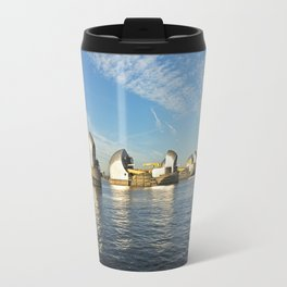 Thames Barrier Travel Mug