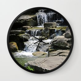 Sit Back and Relax Wall Clock