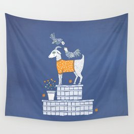 Hank Wall Tapestry