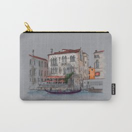 Evening in Italy Carry-All Pouch