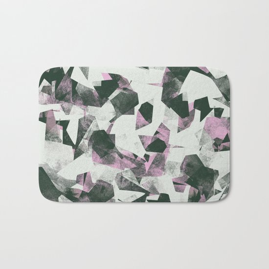 Camouflage XXXXII Bath Mat