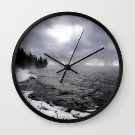 Stony Point Wall Clock