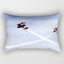 Wing Walkers 1 Rectangular Pillow