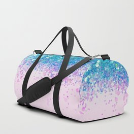 Unicorn Princess Glitter #4 (Photography) #sparkly #decor #art #society6 Duffle Bag