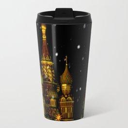 Moscow Night Travel Mug