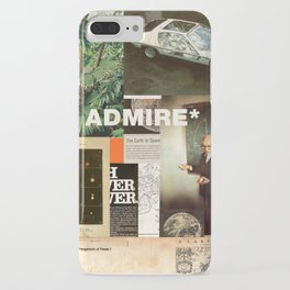 Admire iPhone Case