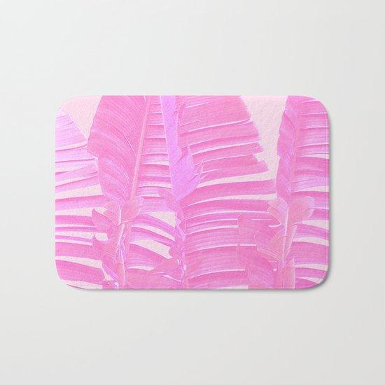 Pink Whisper Bath Mat