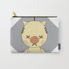 Moogle Doll Portrait Carry-All Pouch