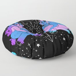 The Oracles Floor Pillow