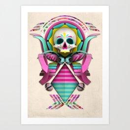 BeautifulDecay Art Print