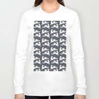 pony Long Sleeve T-shirts featuring Pony Dream by Veils and Mirrors