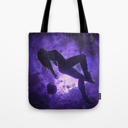 In the depth of self-discovery Tote Bag